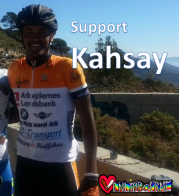 Kahsay support