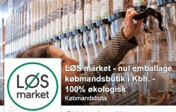 Photo løs market