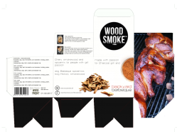WOODSMOKE KIT BARBEQUE